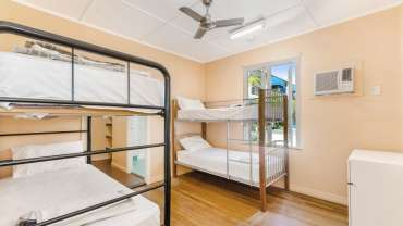 4 Bed Mixed Youth Dorm with Ensuite & A/C