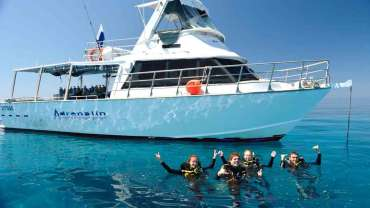 Day trip to the Great Barrier Reef